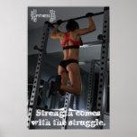 Heather Prescott Fitness & Personal Trainer prints Poster