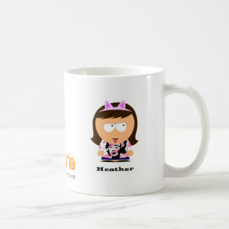 Heather SP Mug - Side