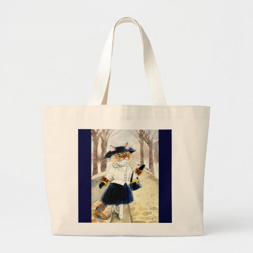 "Heather's ""The Mew Look"" Paris fashion bag"