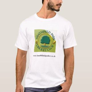 Heathfield Park Cricket Club - TShirt
