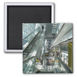 Heathrow 2 Inch Square Magnet