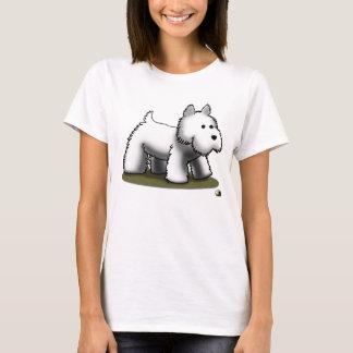 Heathrow westie T-Shirt