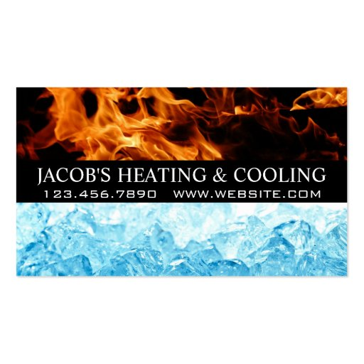 how to start a heating business