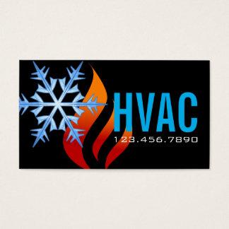 hvac business cards amp templates zazzle