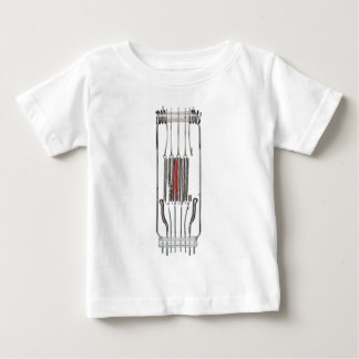 heating spiral baby T-Shirt