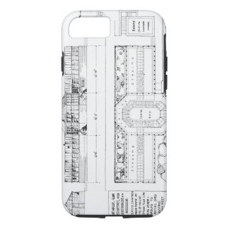 Heating system for a Hothouse, Conservatory and Gr iPhone 8/7 Case