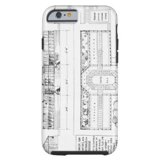 Heating system for a Hothouse, Conservatory and Gr Tough iPhone 6 Case