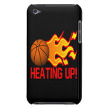 Heating Up Barely There iPod Cover