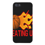 Heating Up Case For iPhone 5