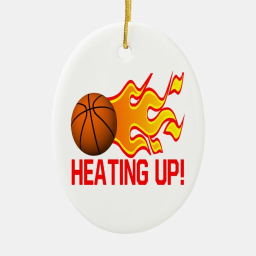 Heating Up Christmas Tree Ornaments
