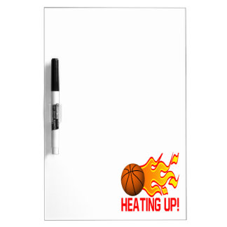 Heating Up Dry Erase Whiteboards