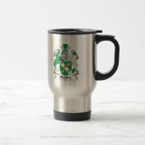 Heatley Family Crest Mug