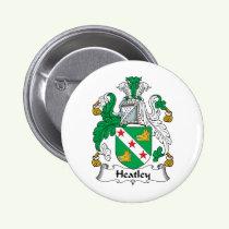 Heatley Family Crest Button