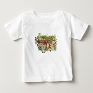 heats and flowers baby T-Shirt