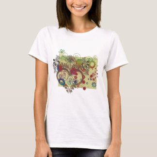heats and flowers T-Shirt
