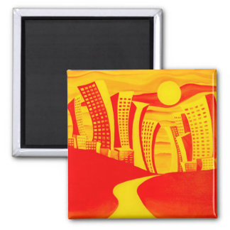 Heatwave 2 2 inch square magnet