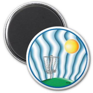 Heatwave 2 Inch Round Magnet
