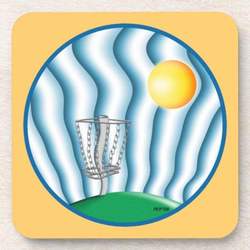 Heatwave Beverage Coaster