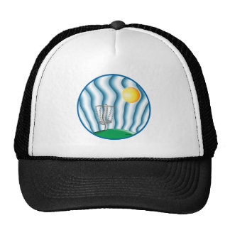 Heatwave Mesh Hat