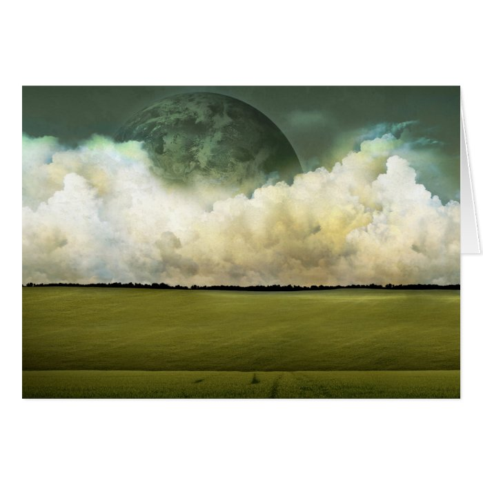 Heaven and Earth Card