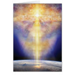 Heaven and Earth Greeting Card