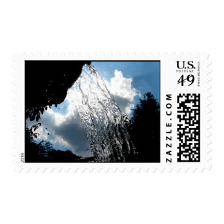 Heaven and Earth Stamp