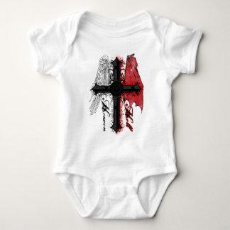 Heaven and Hell Baby Bodysuit