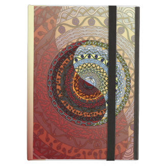 Heaven and Hell iPad Powis Case