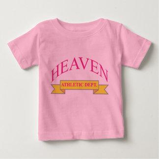 Heaven Athletic Dept. Toddler Shirt