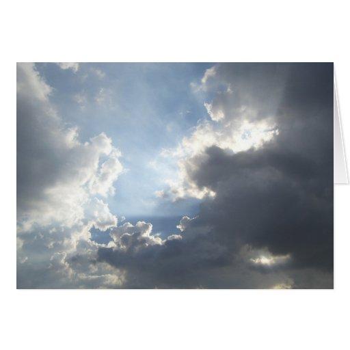 Heaven Awaits (3) Greeting Card