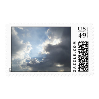 Heaven Awaits (3) Postage Stamps