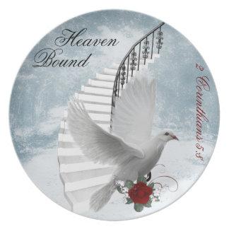 Heaven Bound Plate