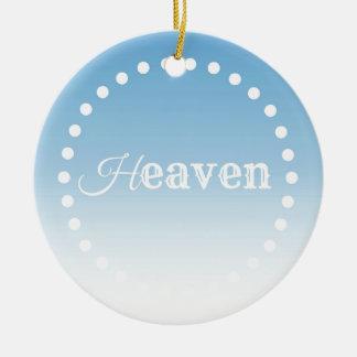 Heaven Ceramic Ornament