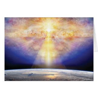 Heaven & Earth Card