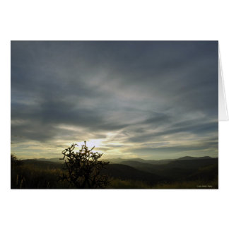 HEAVEN + EARTH CARD