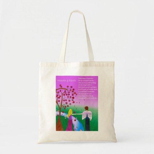 Heaven & Earth Tote Bag