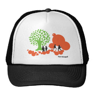 Heaven for our Children Hat