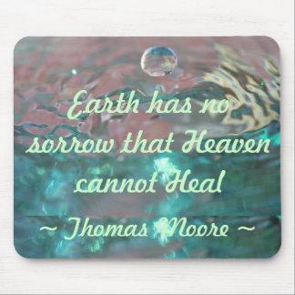 Heaven Heal mousepad