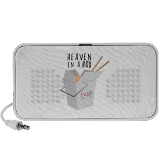 Heaven In A Box Notebook Speakers