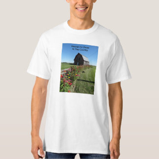 Heaven Is Closer In The Country T-Shirt