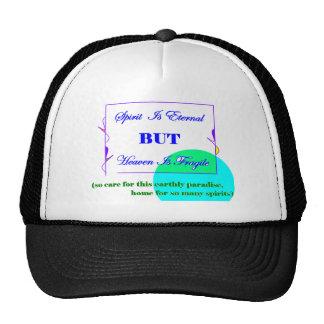 Heaven Is Fragile Hat
