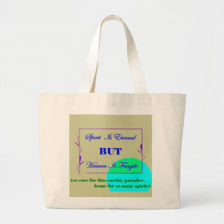 Heaven Is Fragile Tote