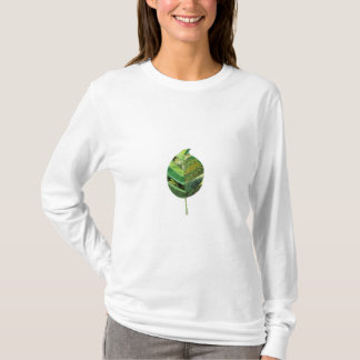Heaven is Green Long Sleeve T-Shirt