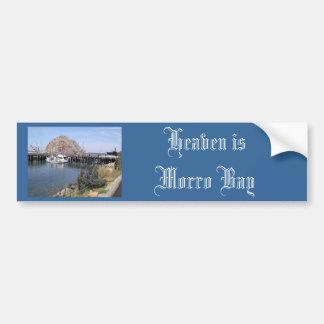Heaven is Morro Bay Bumper Sticker