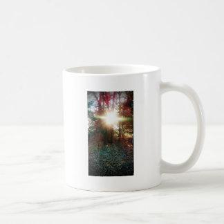 Heaven Let Your Light Shine Down Coffee Mug