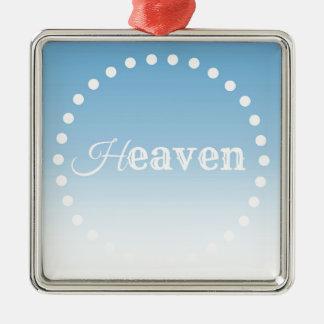 Heaven Metal Ornament