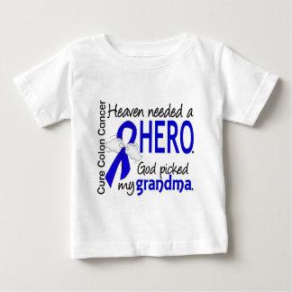 Heaven Needed a Hero Colon Cancer Grandma Shirts