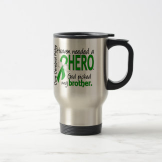 Heaven Needed a Hero CP Brother Mugs
