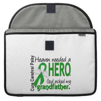 Heaven Needed a Hero CP Grandfather MacBook Pro Sleeve