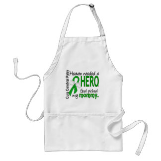 Heaven Needed a Hero CP Mommy Apron